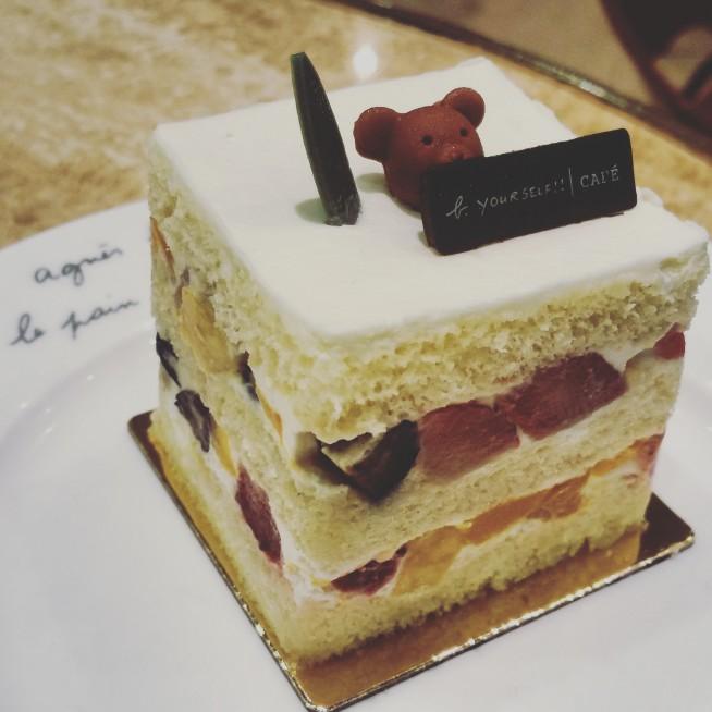 Agensb のショートケーキ