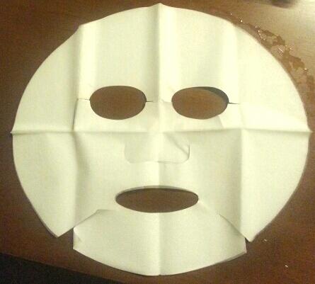 「廣源良」の保湿ヘチママスク