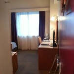 日航ホテル成田宿泊で成田早朝便に乗るのに便利、素泊まりだとお安い~