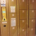 《尖沙咀ロッカー》日本語表示電子コインロッカー@中港城