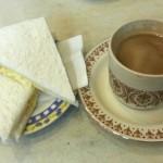 《香港深水埗カフェ》安くて美味しいコーヒーなら藍山咖啡專門店@サムスイポー