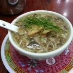 《香港深水埗グルメ》急に寒くなった時香港ではヘビスープ?! 蛇王善@サムスイポー