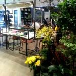 《中環カフェ》IFCモールの中のオシャレAgnes b.カフェ@セントラル