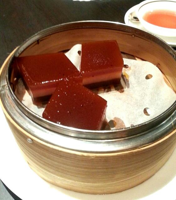 ペニンシュラ香港のデザート