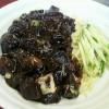 《香港尖沙咀グルメ》ミシュラン韓国料理レストラン阿利水でジャージャー麺を食す!