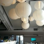 《香港中環グルメ》フェリーのすぐそば☆白と青で統一されたマリーンなCafe 8@香港海事博物館