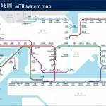 香港MTRの路線図、チケット買い方、Wifi情報など☆2017年版