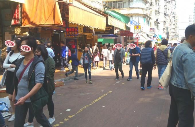 香港4月の服装