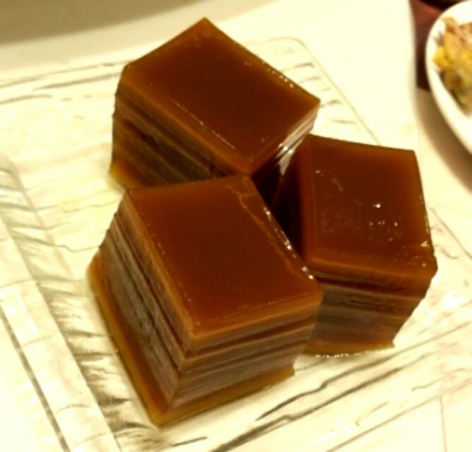 棗と生姜の香港定番デザート