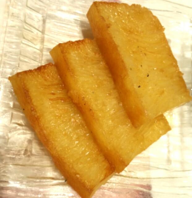 黄金モチ焼き