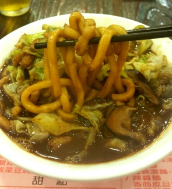 上海スープ麺