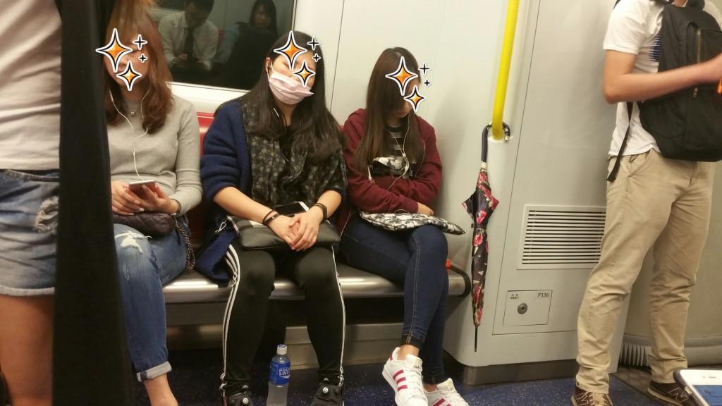 香港の11月の服装