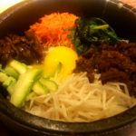 《尖沙咀ランチ》Harbour cityの韓国料理屋さんで石焼ビビンバを食す!