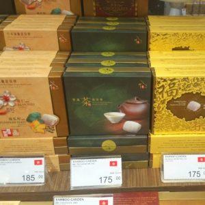 香港の定番お土産