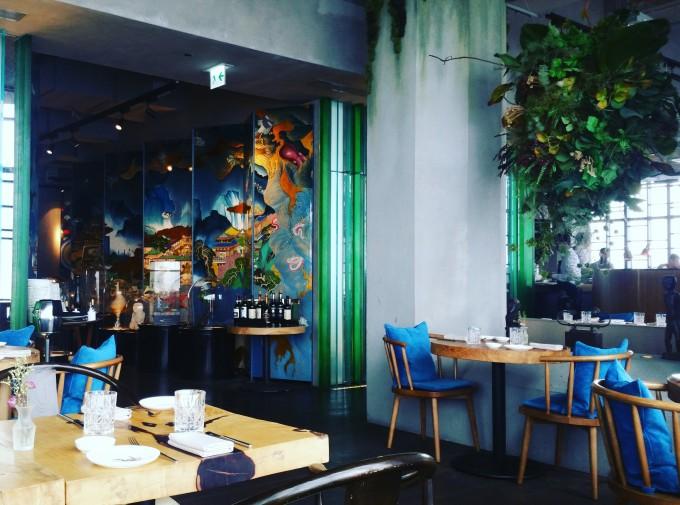 香港銅鑼湾シーフードレストラン