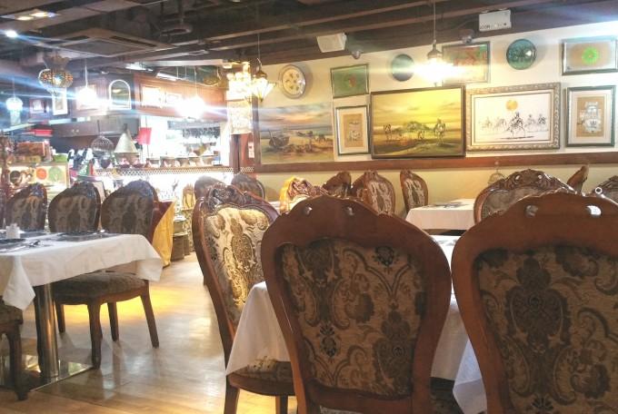 尖沙咀のモロッコ料理レストラン