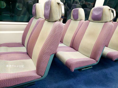 香港エクスプレスの座席