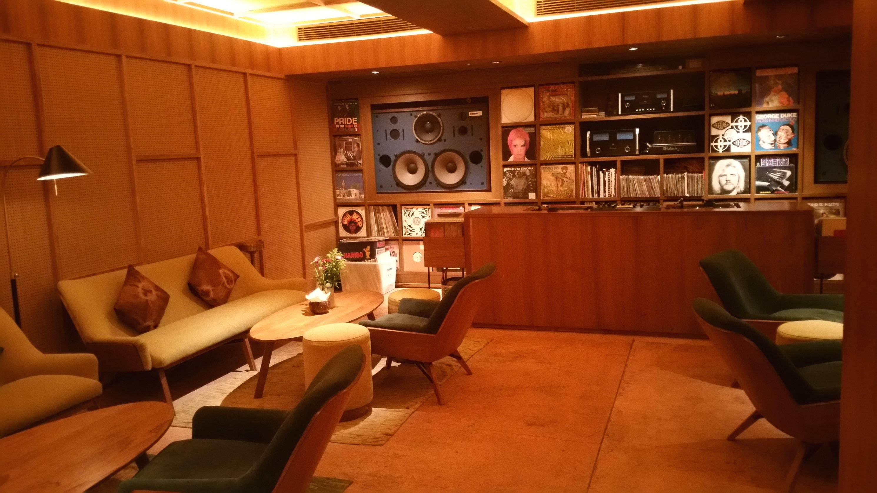 貸し切り音楽室