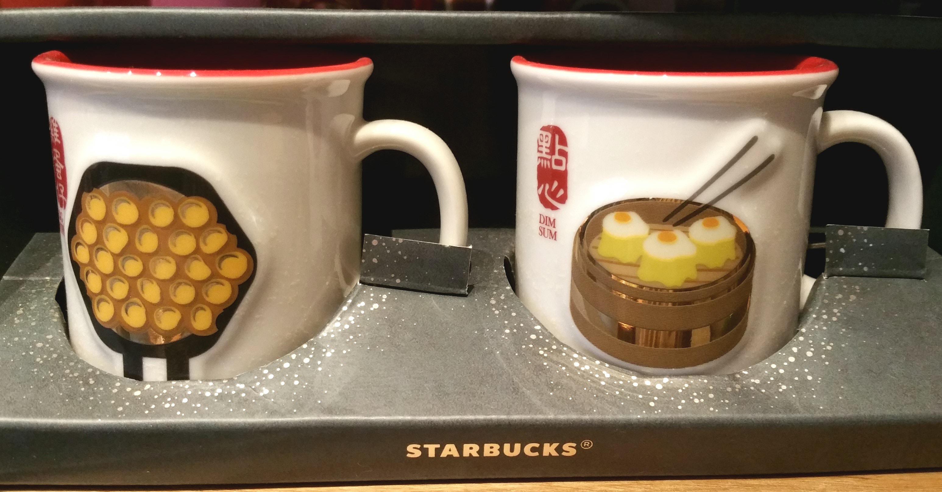 香港スタバのエスプレッソカップ