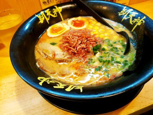 海老味噌拉麺