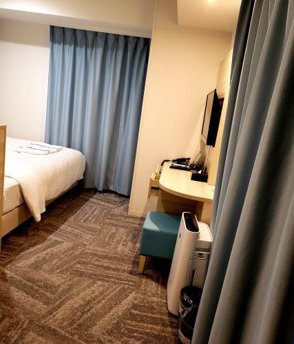 フレッサイン上野の部屋