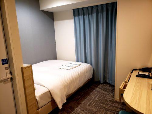 上野ビジネスホテルの部屋