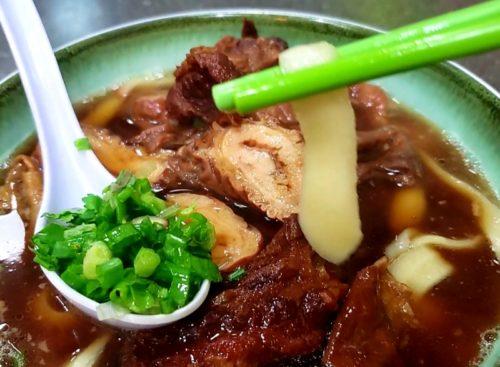 美味しい香港麺