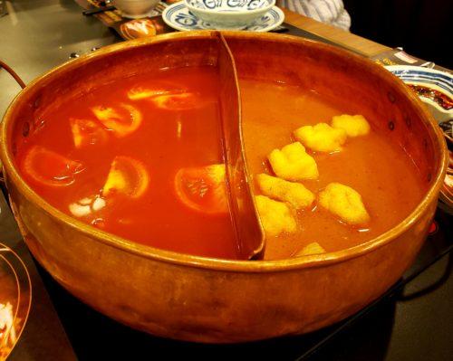 香港火鍋2種