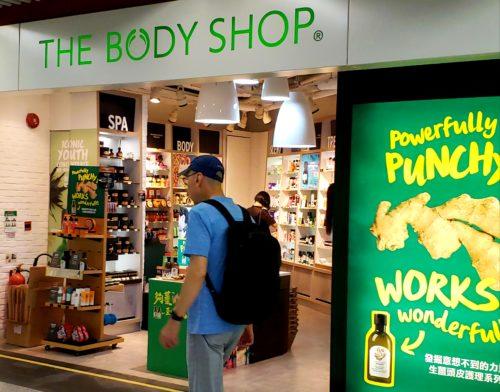 body shop in hongkong