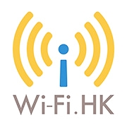 香港wifiのマーク