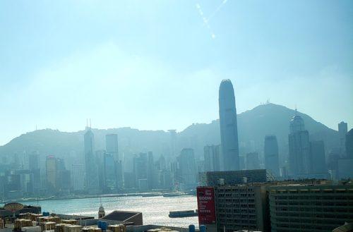 香港ハーバービュー