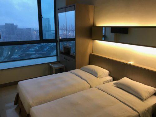 ランブラーオアシスホテル香港