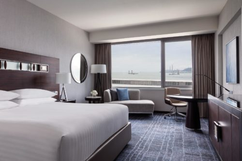 スカイシティーマリオットホテル香港