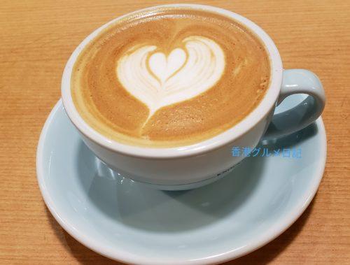 美味しいカフェラテ