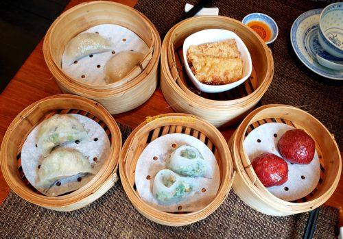 香港大館の飲茶