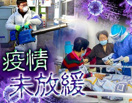 香港肺炎の写真